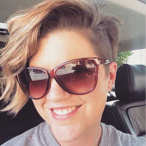Asymmetrical Short Haircuts-14