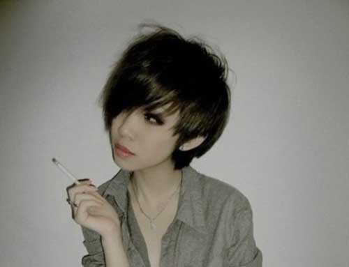 Short Brown Haircuts-14