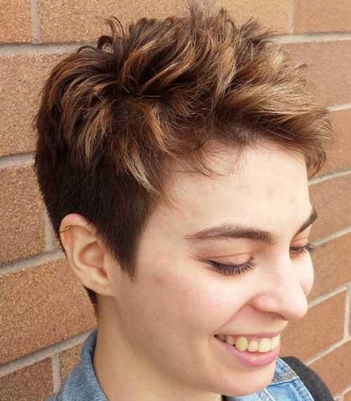 Very Short Haircuts-14