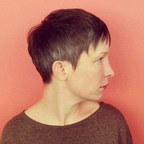 Very Short Haircuts-16