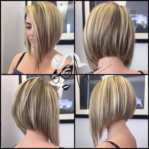 Asymmetrical Short Haircuts-6