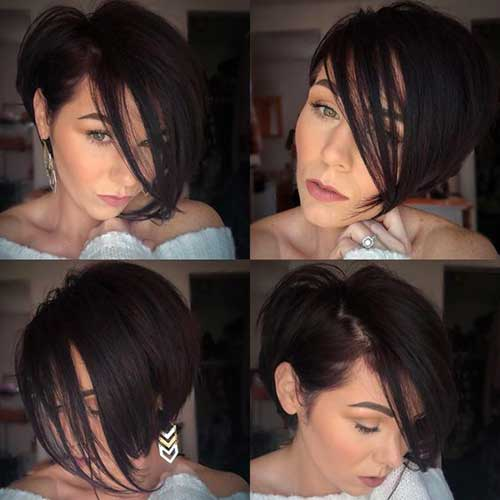 Short Haircuts for 2018-8