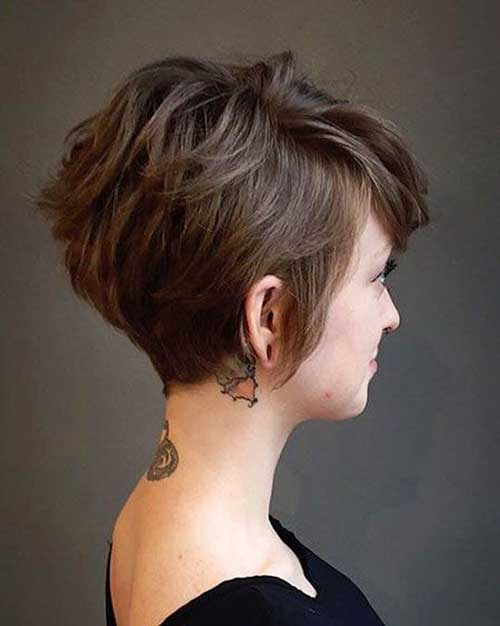 Short Brown Haircuts-9