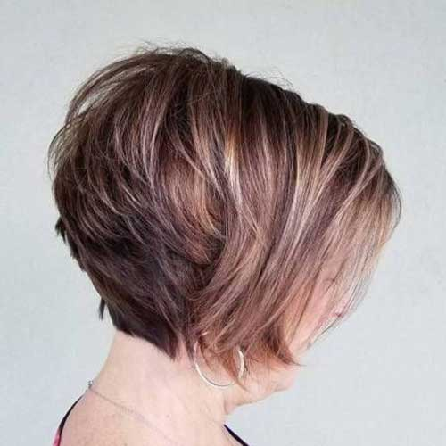 Older Women Short Haircuts