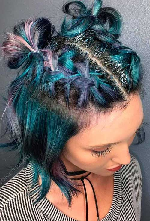 Party Hairstyles Short Haircuts