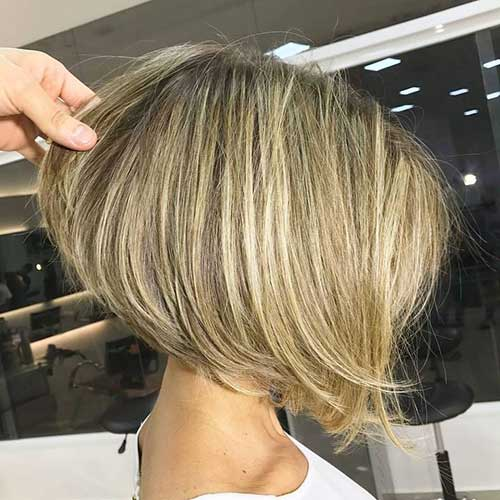 Good Looking Short Bob Haircuts