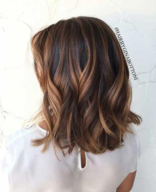 Unique Hair Color Styles For Short Hair
