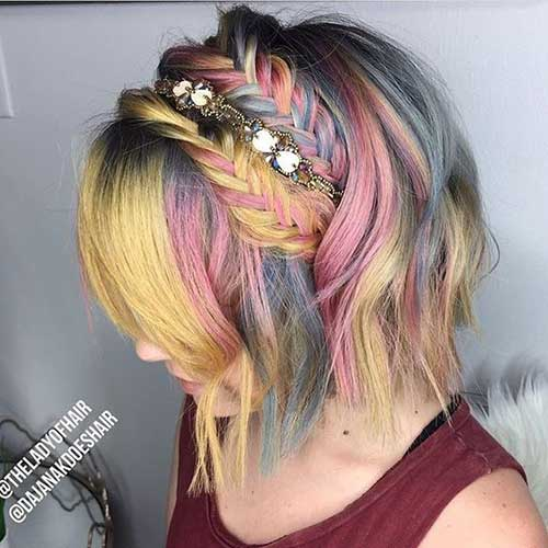 Short Party Hairstyles