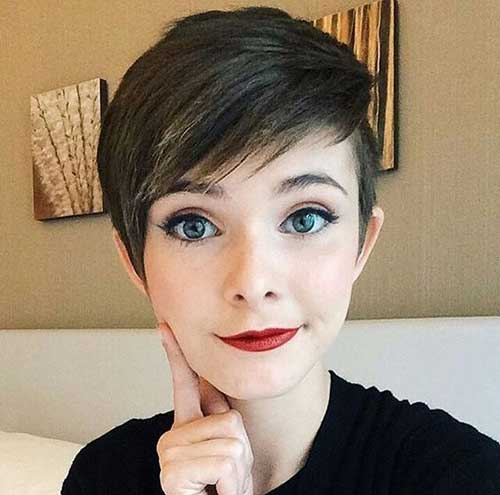 Very Short Haircuts For Pretty Ladies Short Hairstyles 2017 2018