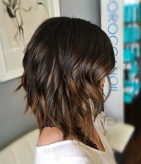 20 Short Dark Brown Hairstyles Short Hairstyles 2017
