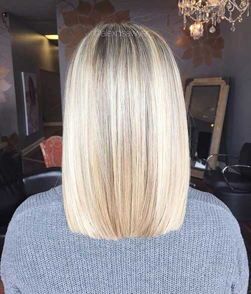 Short Blonde Hairstyles-10