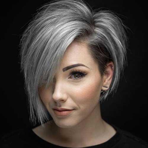 Short Haircuts for Women-14