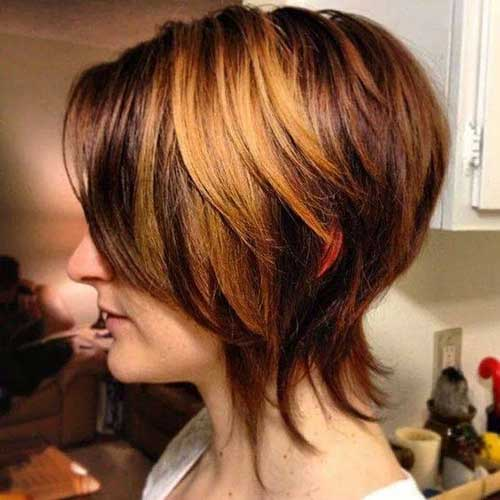 Best Short Hair Color-15