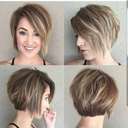 Best Short Hair Color-17