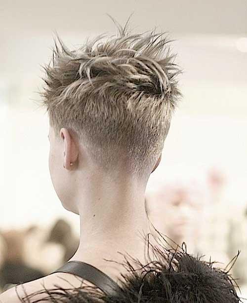 Pixie Haircut 2018-19