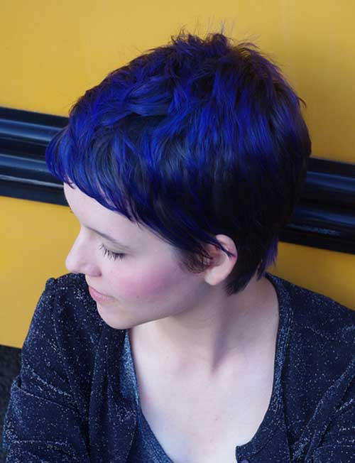 Pixie Haircut 2018-20