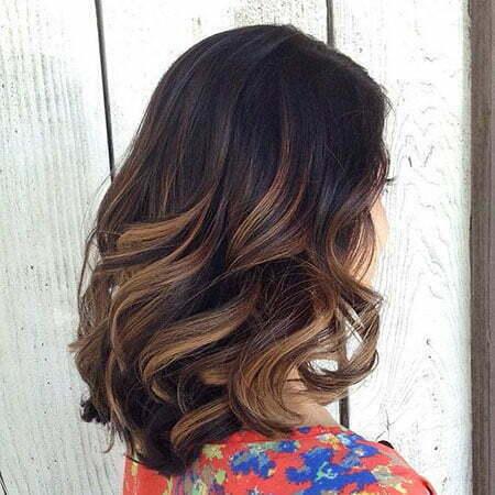 Balayage, Soft Curls