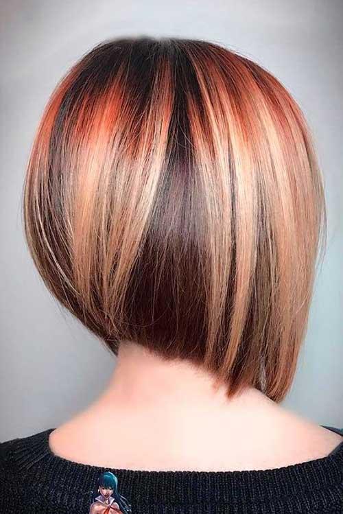 15 Hair Color Ideas For Short Hair