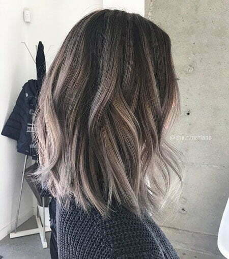 Balayage On Dark Short Hair Best Short Hair Styles