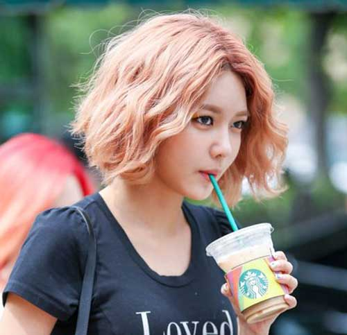 Best Short Hair Color-9