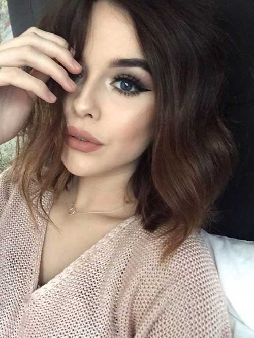Acacia Brinley Short Haircut