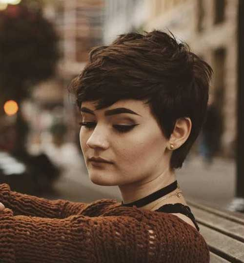 20 Pics Of Pixie Haircuts You Need To See
