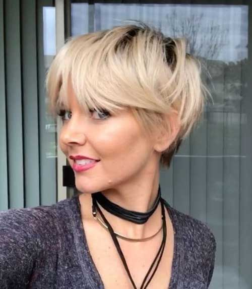 Best Short Haircuts 2018