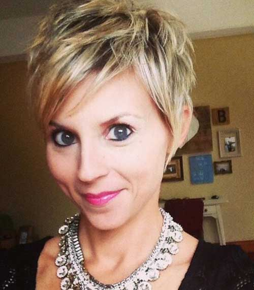 Choppy Pixie Haircuts