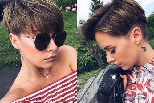 Cool Pixie Haircuts