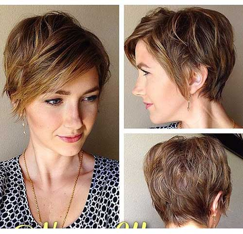 Cute Short Hairstyles and Cuts You Have to See