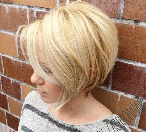 Amazing Graduated Bob Haircuts For Modern Ladies