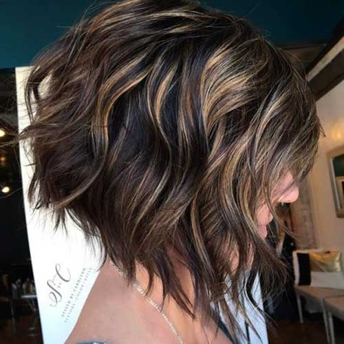 Hair Color for Short Hair