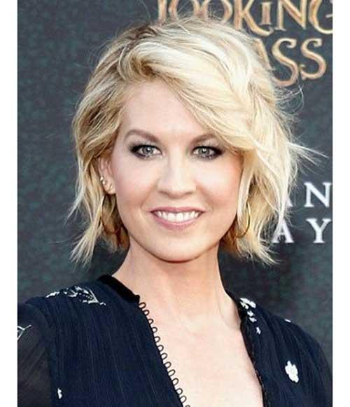 Jenna Elfman Hairstyle Haircuts