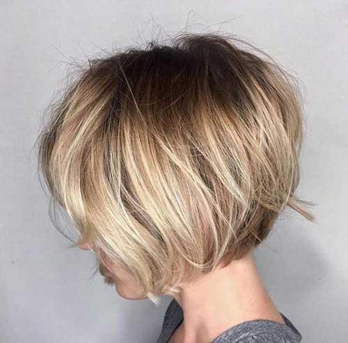 Thin Hair Short Haircuts