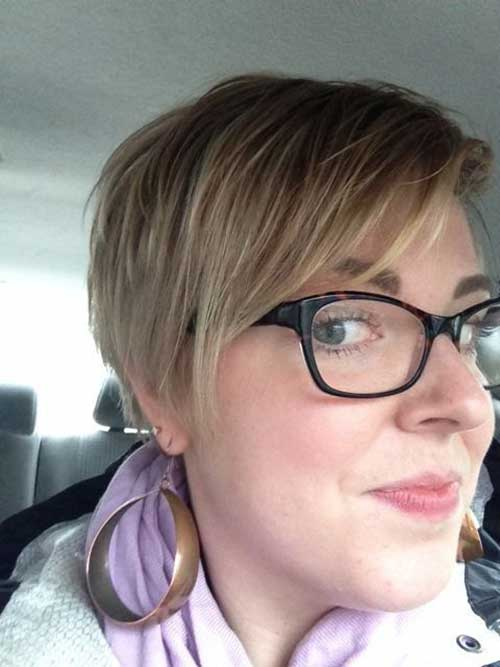 Short Haircuts for Fat Faces-10