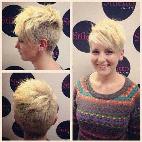 Short Hairstyles for Fine Hair-11