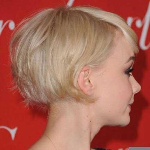 Cute Short Hairstyles-13