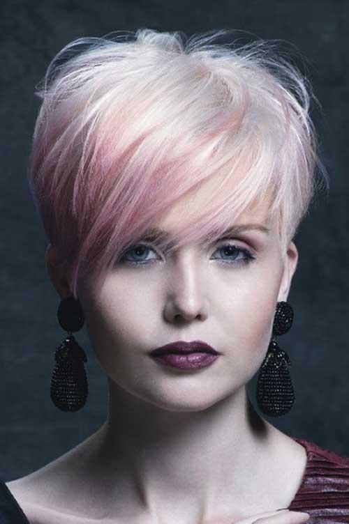 Short Hair Colors-13