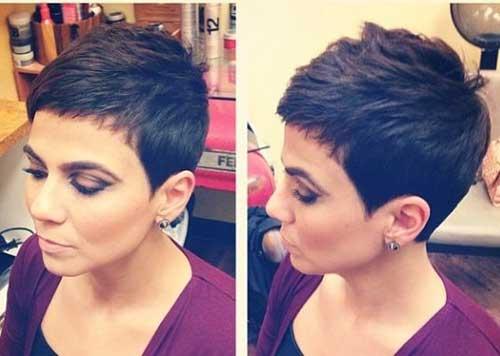 Short Pixie Hairstyles-13