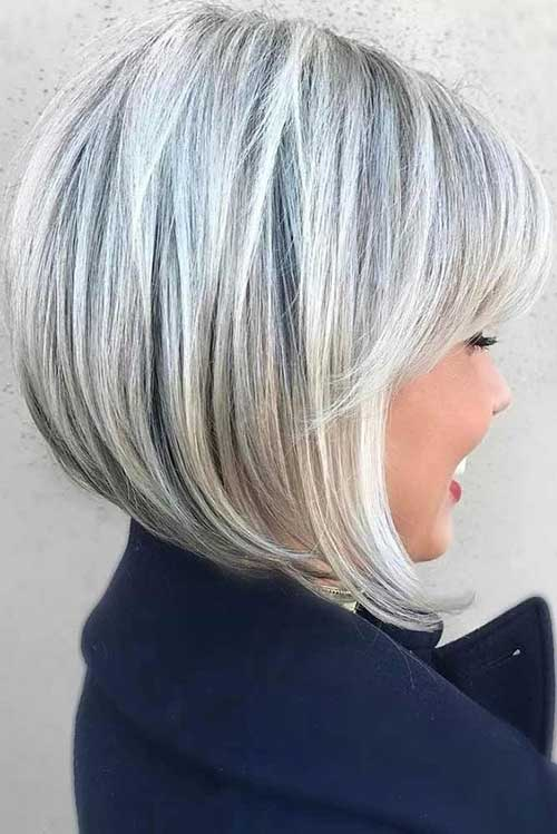 layered wavy bob hairstyles 2017 2018 chic inverted bob hair cuts for hairstyles 15