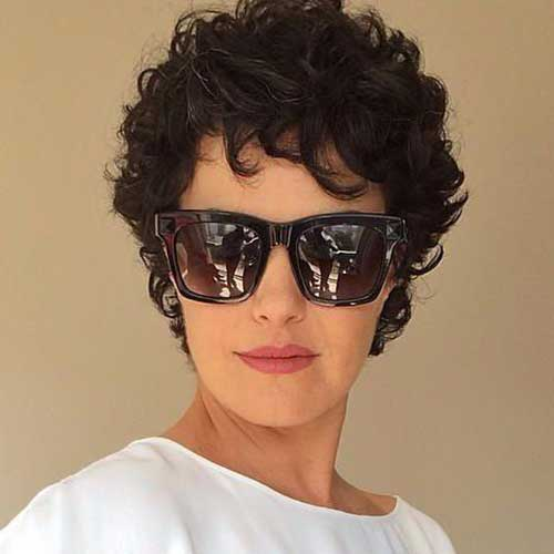 20 Latest Short Curly Hairstyles for 2018 | Short Hairstyles 2017 ...