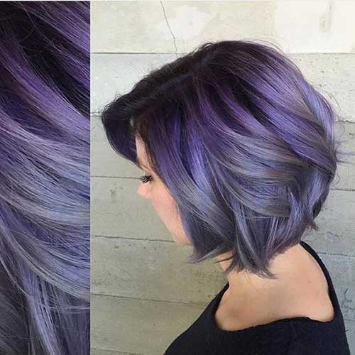 Short Hair Colors-16