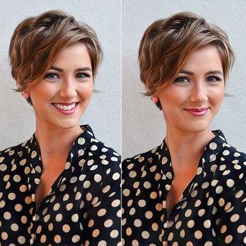 Short Hair Colors-17