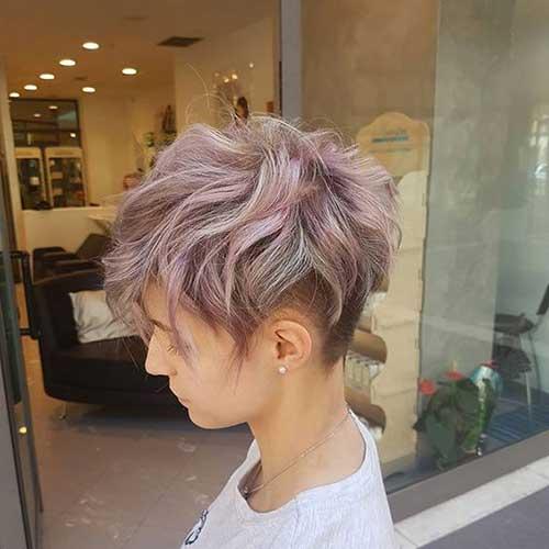 Long Pixie Cut 2018-19