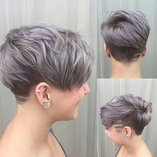 Long Pixie Cut 2018-20