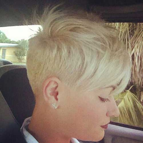Short Hairstyles for Fine Hair-29