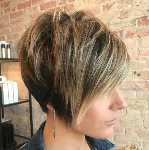Short Hairstyles for Fine Hair-30