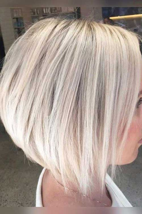 chic inverted bob hair cuts for women short hairstyles 2017 2018 most popular short. Black Bedroom Furniture Sets. Home Design Ideas