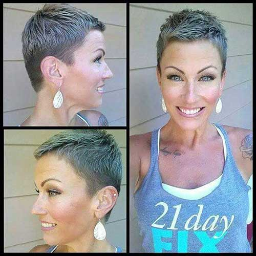 Short Pixie Hairstyles-7