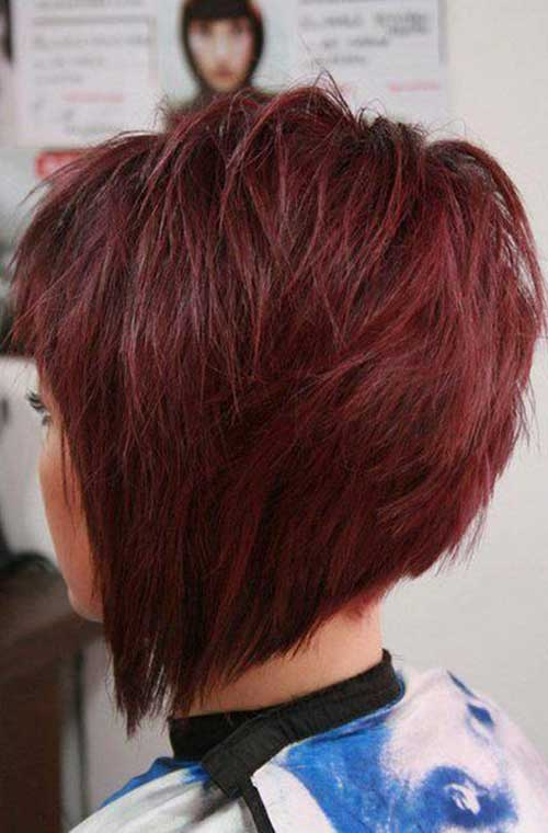 Chic Inverted Bob Hair Cuts For Women Short Hairstyles